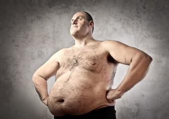 Big tummy