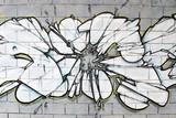Fototapete Kunst - Stadt - Graffiti