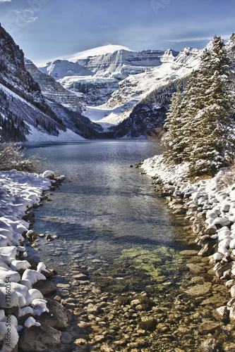 Lake Louise Winter Wonderland