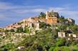 mittelalterliches Bergdorf Eze über Monaco