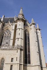 Vincennes - Sainte-Chapelle