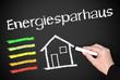 Energiesparhaus - Energie und Haus