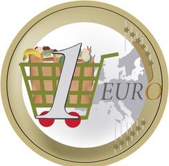 spesa ad un euro