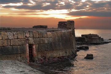 Tarquinia - Porto Etrusco-romano