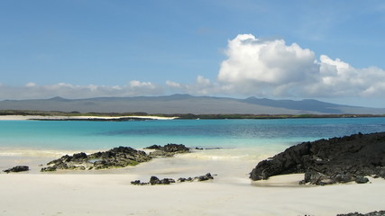 Time lapse San Cristobal Island, Galapagos