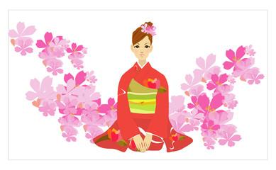 kimono new  year