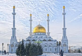Nur-Mosque Astana