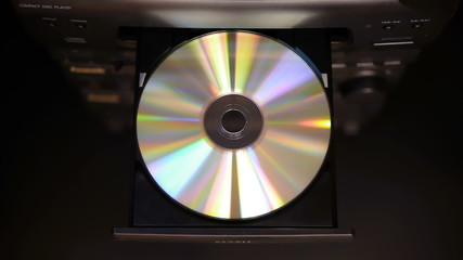 HD - Compact disc player