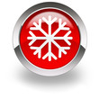 red snowflake symbol