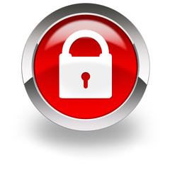 red secure icon