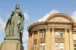 Queen Victoria statue in Birmingham