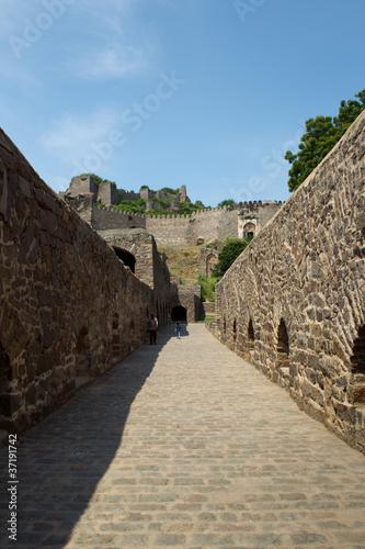 Golkonda Fort Poster