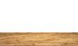 Blankozimmer mit Holzparkett