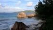 côte et plage des seychelles
