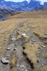 Mountain path, Gran Paradiso National Park