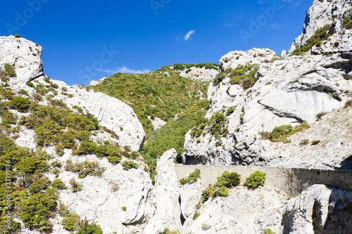 Papiers peints Canyon Galamus Gorge, Languedoc-Roussillon, France