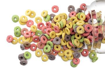 Cereales azucarados