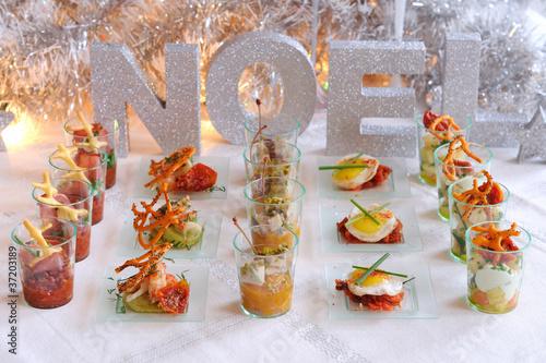 Déco Buffet Noel Buffet de Traiteur Noël