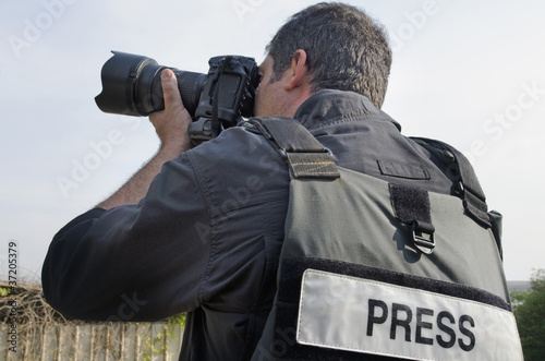 Professional Photojournalist