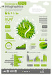 ecology info graphics - charts, symbols, elements
