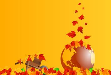 Une saison, l'automne