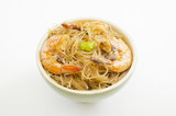 Pansit in Bowl