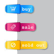 sale buy sold out