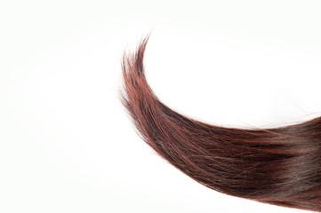 Ciocca capelli rossi