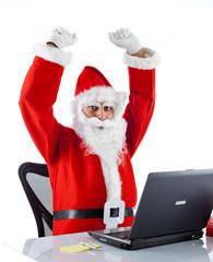 Winner Santa Claus