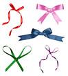 silk ribbon knot gift christmas birthday holiday