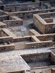 antico labirinto nel palazzo dell'Alhambra a Granada, Spagna