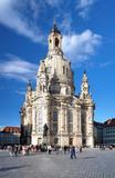 Fototapety Frauenkirche in Dresden, Germany