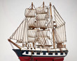 Small ship.