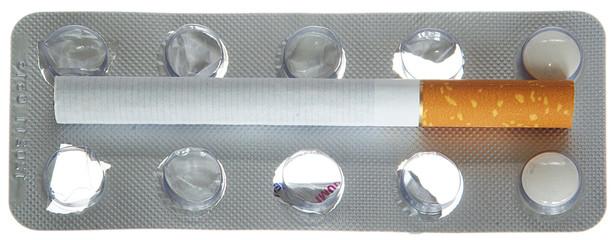 Tablets vs cigarettes