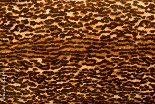 Luxurious fake 1950's fur material background