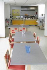 Cantine - Centre de réducation fonctionnelle