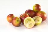 Camu camu berry fruits (lat. Myrciaria dubia)