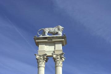 Monumento a Cristoforo Colombo  a Siviglia