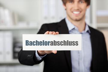 bachelorabschluss