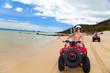 ATV beach