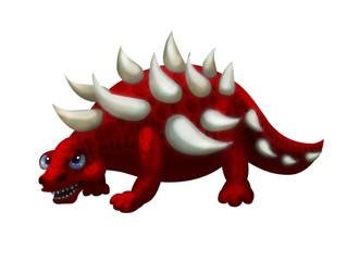Динозавр эдмонтония