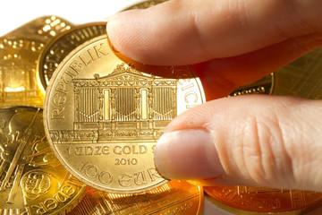 Mit Gold bezahlen