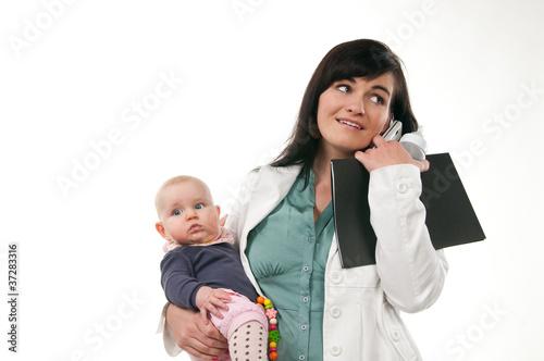 Kind und Karriere