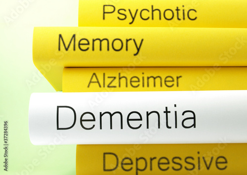 Dementia books related