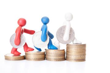 рост ценности валюты