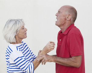 tensed relationships between seniors