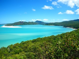 Whitsunday island