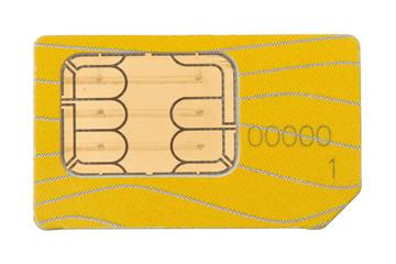 Old Sim-card