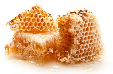 Honeycombs.