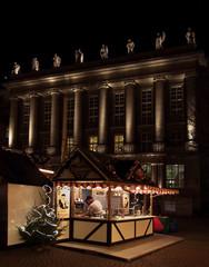 Weihnachtsmarkt am Rathaus Barmen